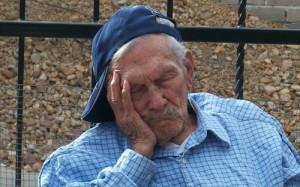 老化による衰え
