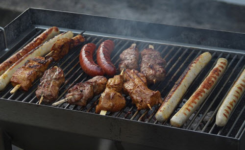 肉や魚を食べて痩せる